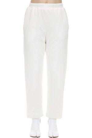 MM6 MAISON MARGIELA Pantalon Rembourré En Jersey De Coton
