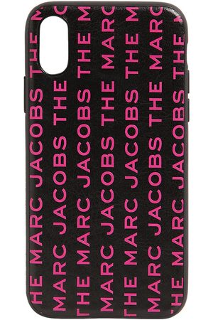 Marc Jacobs Coque Iphone X/xs Imprimé Logo