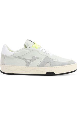 "Mizuno Sneakers En Daim Et Cuir ""saiph 3 Nu"""