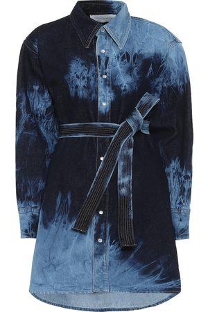 MATTHEW ADAMS DOLAN Robe chemise en jean