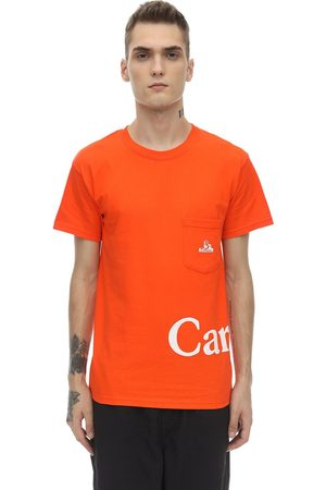 "CARROTS X JUNGLE T-shirt En Jersey De Coton ""s"""