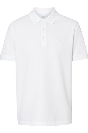 Burberry Homme Polos - Monogram motif polo shirt