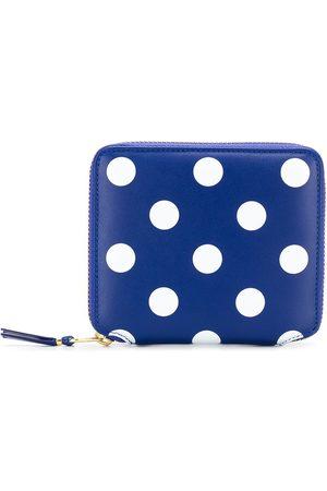 Comme des Garçons Polka dot pattern wallet