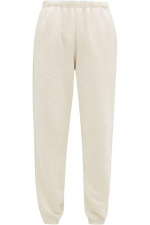 Les Tien Femme Joggings - Pantalon de jogging en coton bouclé