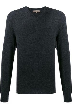 N.PEAL The Burlington V-neck jumper