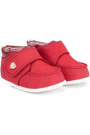 Familiar Chaussures de pré-marches en denim