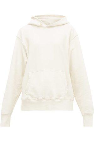 Les Tien Sweat-shirt à capuche en coton à envers brossé