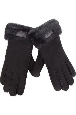 UGG Femme Gants - Gants femme - W Turn Cuff Glove 17369 Black