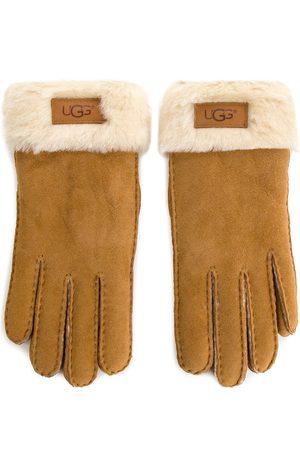 UGG Gants femme - W Turn Cuff Glove 17369 Chestnut