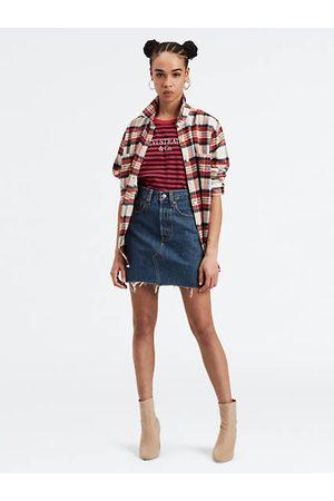 Levi's Deconstructed Skirt moyen / Indigo