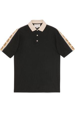 Gucci Polo avec GG et rayures