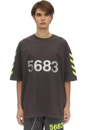 "Hummel T-shirt En Coton ""willy Chavarria Buffalo"""