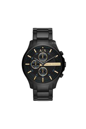 Armani Homme Montres - Montre - Hampton Chronograph AX2164 Black