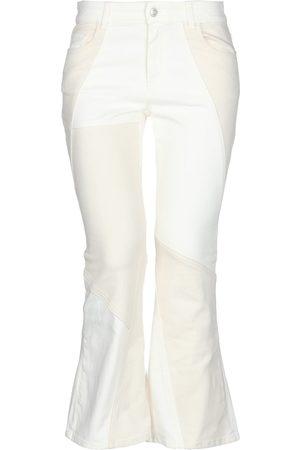 Alexander McQueen Femme Pantacourts - DENIM - Pantacourts en jean