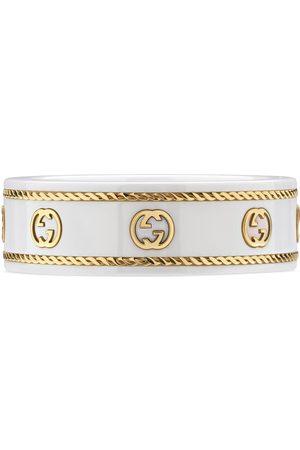 Gucci Bague Icon avec GG en or jaune