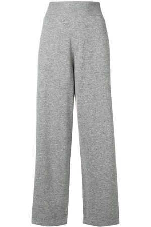 Barrie Ribbed waistband track pants