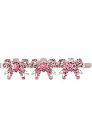 Miu Miu Exclusivité Mytheresa – Barrette à cristaux