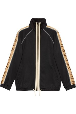Gucci Giacca oversize in jersey tecnico