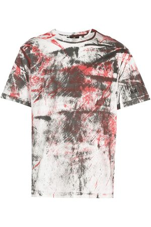 HACULLA T-shirt peint à la main