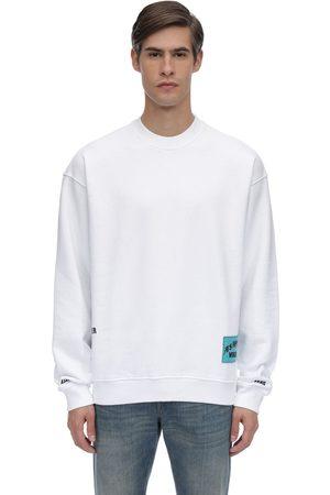 A$AP FERG BY PLATFORMX Sweat-shirt Oversize En Jersey De Coton
