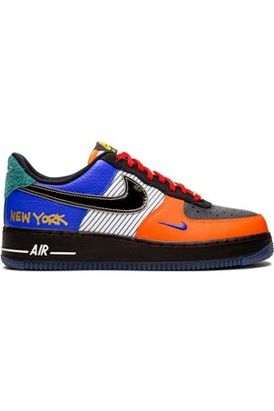 Nike Baskets Air Force 1 Low 07 What The NY