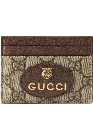 Gucci Porte-cartes Neo Vintage GG Supreme