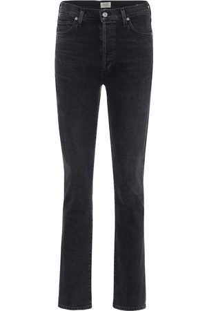 Citizens of Humanity Jean skinny Olivia à taille haute