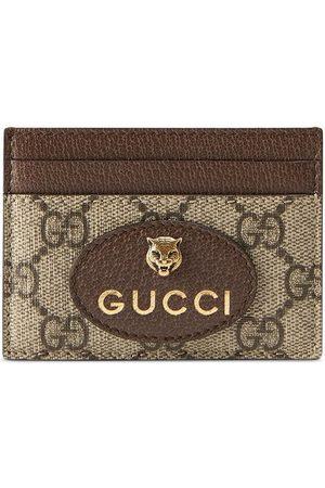 Gucci Porte-cartes à motif monogrammé