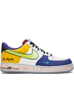Nike Baskets Air Force 1 '07 LV8 What The LA