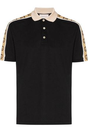Gucci GCCI WEB POLO BLK