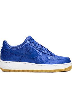 Nike X Clot Air Force 1 'Blue Silk' sneakers