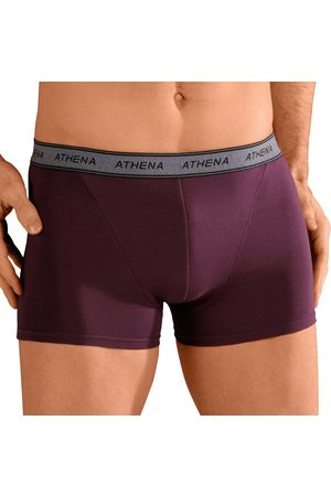 ATHENA Boxer Basic Coton - lot de 4