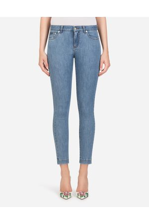 Dolce & Gabbana Denim - JEAN COUPE PRETTY EN DENIM STRETCH
