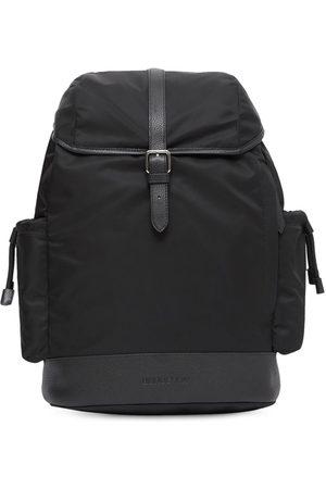 Burberry Sac à langer à design de sac à dos