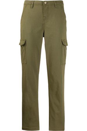 7 for all Mankind Femme Cargos - Pantalon cargo fuselé
