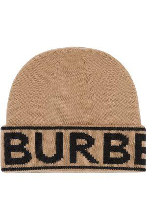 Burberry Bonnet à logo