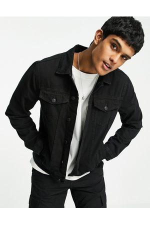 New Look Veste en jean coupe classique