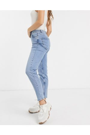 Pieces Jean mom taille haute