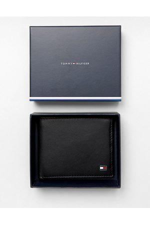 Tommy Hilfiger Eton - Petit portefeuille en cuir à deux volets