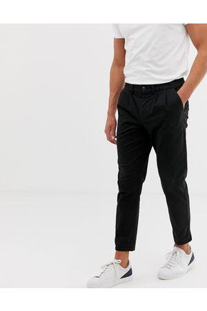 ASOS Pantalon chino cigarette à plis