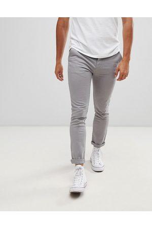 ASOS Pantalon chino ajusté