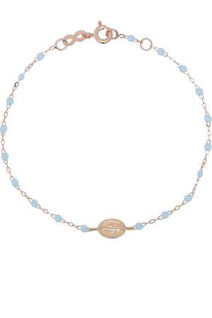 GIGI CLOZEAU Bracelet en or rose 18ct à perles