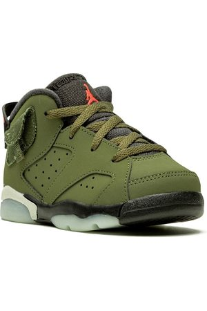 Jordan Baskets Air 6 Travis Scott (TD)