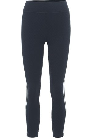 The Upside Legging de sport Jacquard Dance raccourci