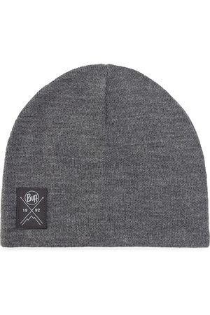 Buff Bonnet - Knitted & Polar Hat 113519.937.10.00 Solid Grey