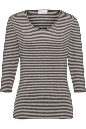 Peter Hahn Femme Manches longues - Le T-shirt manches 3/4