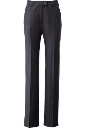 Brax Femme Pantalons Slim & Skinny - Le pantalon flanelle NANCY Pro Form Slim