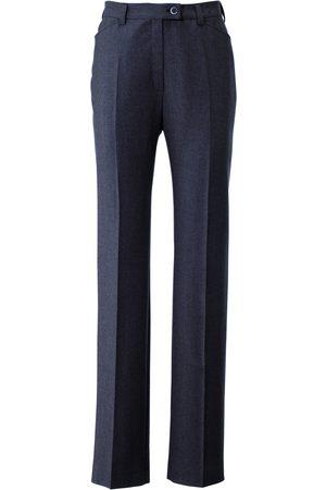 Brax Le pantalon flanelle NANCY Pro Form Slim taille 20