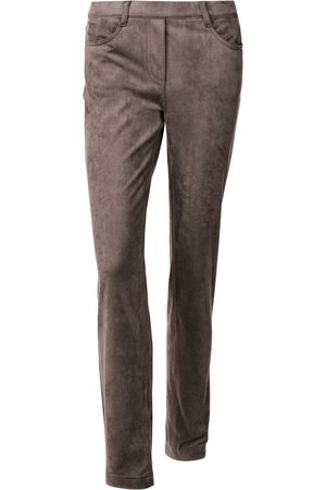 Peter Hahn Le pantalon extensible, coupe Barbara