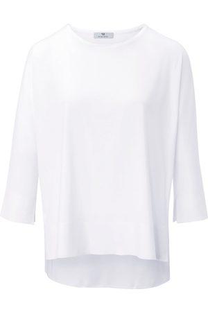 Peter Hahn Le T-shirt 100% coton à manches 3/4